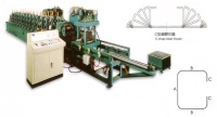 Channel Iron Cold Forming Machine