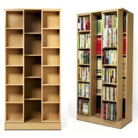 Active Book Shelf