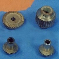 High Density Gear Parts with Smooth Rotation/Gear parts