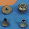 High Density Gear Parts with Smooth Rotation