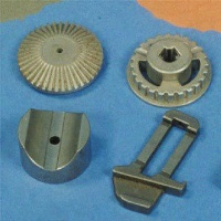 Customized Machine Parts Made of Metal