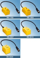 PNP/NPN/SCR-Mode Proximity Switches with Connector (Rectangular type)