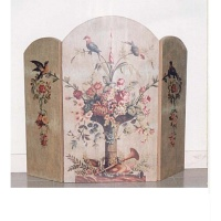 Wall Panels & Fireplace Screens