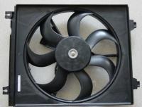 冷凝器风扇