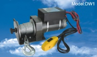 Cens.com Electric Winch BADA MECHANICAL & ELECTRICAL CO., LTD.CHINA