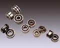Alternator bearings