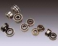 Alternator bearings