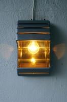 半圓V型壁燈