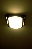 半圓V形吸頂燈