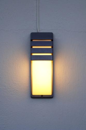 aluminum die-casting lawny lamp