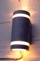 110半圓形雙向射燈