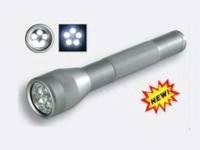 Aluminium led fiashlight