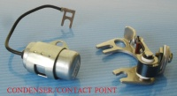 Condenser / Contact Point
