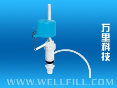 Float bowl inlet water valve