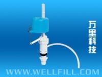 Float bowl inlet water valve