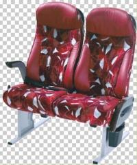 seats of big bus