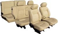 luxury business car seats