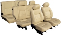 luxury business car seats
