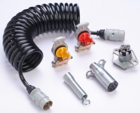 Palm Coupling Automatic, Palm Coupling Manual, Seven Holes Socket, 24n cable