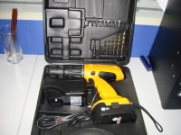 Cens.com Cordless Drill NINGBO LIXIN HARDWARE CO., LTD.