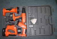 Cordless Tools Kit
