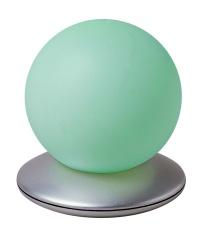 LED ball single rechargeable light