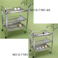 K. D. Stainless Rack S System