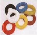 SILICONE RUBBER INSULATED GLASS FIBER BRAIDED SILICONE VARNISH COATED WIRE