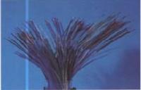耐熱電線(矽橡膠+編織、不編織)