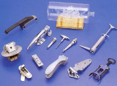 Auto Die-castings made by Zinc Alloy