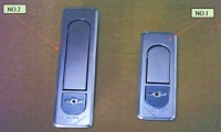 Assembled Locks, Body made by Zinc Alloy