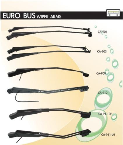 Euro Bus Wiper Arms