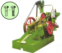 DIEPLATE TYPE THREAD ROLLING MACHINE