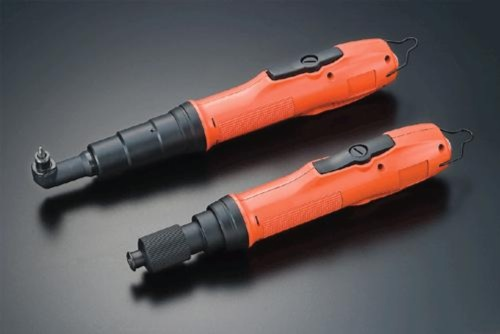 Full-auto disk-brake shut off   electric screwdrivers