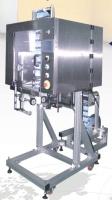 AUTO. LABEL/ TAMPER-EVIDENT SLEEVING MACHINE