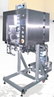 AUTO. LABEL/ TAMPER-EVIDENT SLEEVING MACHINE