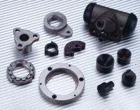 Iron parts for braking piston, motorcycle engine parts, bicycle parts, igniter