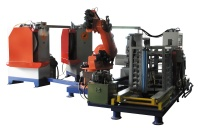 AUTOMATIC ROBOT POLISHING & BUFFING EQUIPMENT