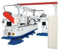 AUTOMATIC CONVEYOR BUFFING MACHINE
