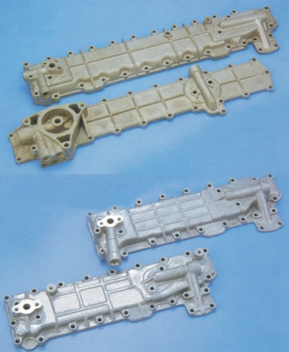Cover Oil Coolers
