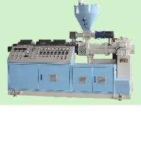 PVC BARALLEL TYPE TWIN SCREW EXTRUDER