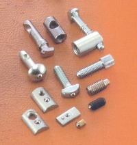 Aluminum Profile T-nut and Pin
