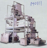 Metallocene (MPE)/ lldpe/ ldpe Film Blowing Machine