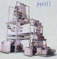 Metallocene (MPE)/ lldpe/ ldpe Film Blowing Machine