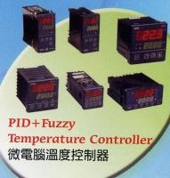 PID+Fuzzy Temperature Controller