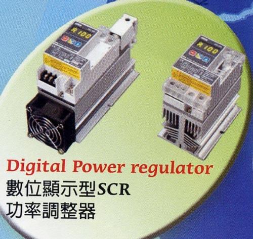 數位顯示型SCR功率調整器