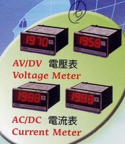 电压表,电流表