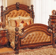 Wood Beds