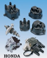 Distributors, ignition coils