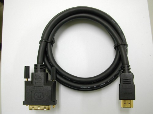 HDMI TO DVI-DIGITAL CABLE